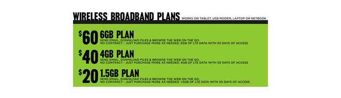 Simple Mobile wireless broadband plans now cheaper with more data