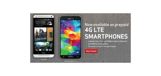 Verizon prepaid LTE service and phones now available