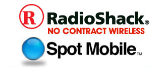 RadioShack No Contract no longer offering service, Spot Mobile closes down September 7