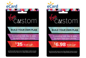 Virgin Mobile Custom Available at select Walmart stores now