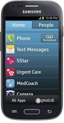 GreatCall Touch3 now available