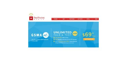 Red Pocket adds new GSMA plan with LTE for $69.99 per month