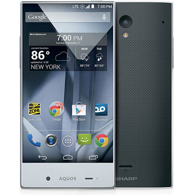 Boost Mobile offering Sharp Aquos Crystal now, Sprint Prepaid too