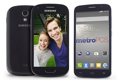 Metropcs Adds Samsung Galaxy Light And Alcatel Onetouch Fierce 2 Prepaid Mobile Phone Reviews