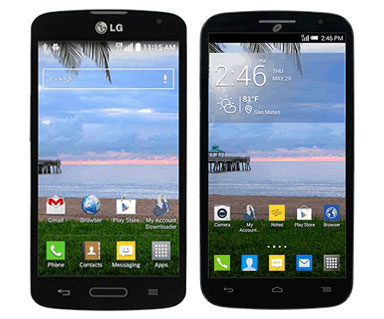Straight Talk LG Access LTE and Alcatel onetouch Pop Mega LTE available now