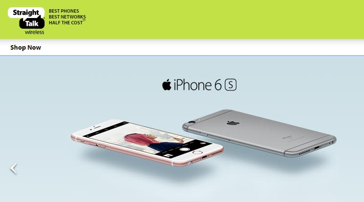 Straight Talk adds iPhone 6 and iPhone 6 Plus to its prepaid lineup