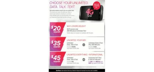 Virgin Mobile new plans available on October 4