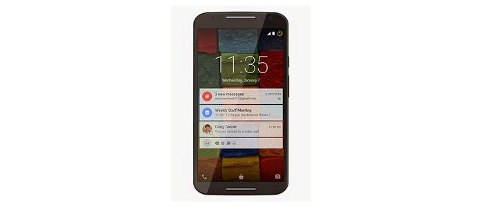 Android 5.0 Lollipop now rolling out to Moto X and Moto G 2nd Generation