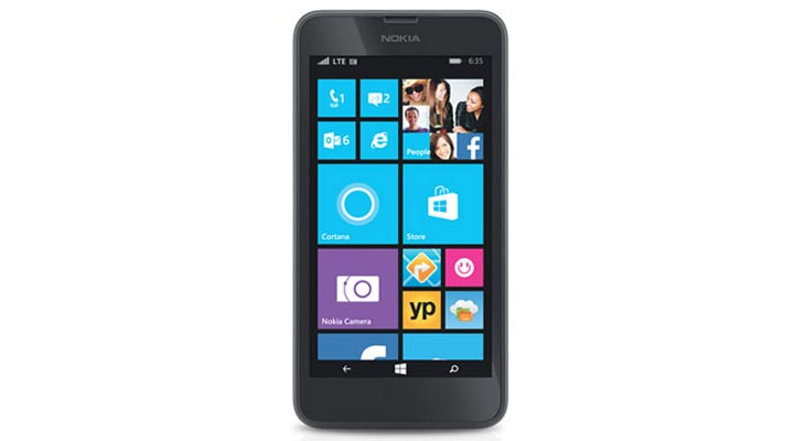 Cricket Wireless to offer Nokia Lumia 635 November 7