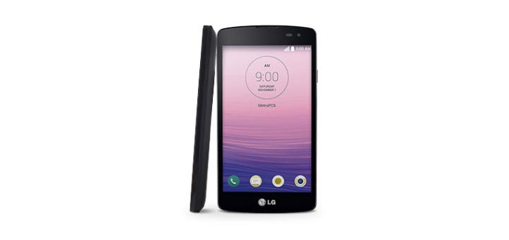 MetroPCS launches the LG Optimus F60
