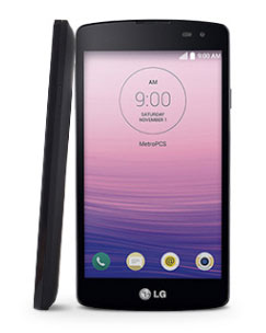 MetroPCS launches LG Optimus F60