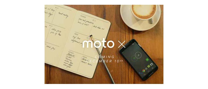 Republic Wireless Moto X (2nd Gen.) to launch December 10