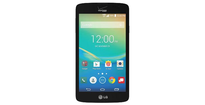 Verizon LG Transpyre now available for $99.99