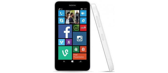 Boost Mobile, Virgin Mobile Lumia 635 to launch Dec.23