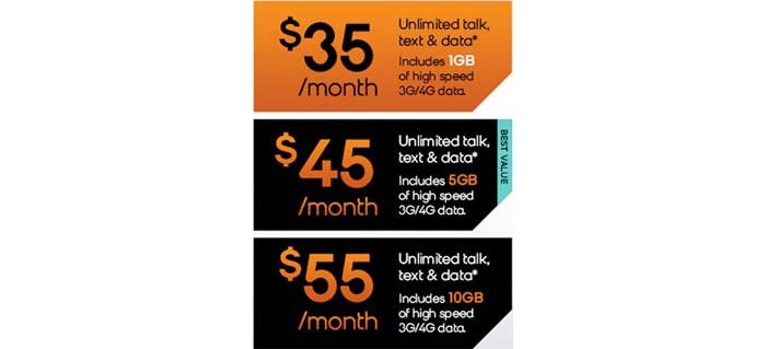 Boost Mobile double data plans now permanent, new $3 fee on top-up to be added in January