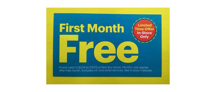 Sprint Prepaid offering free month of service for new activations at Best Buy stores