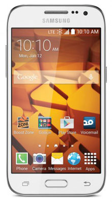 Boost Mobile Samsung Galaxy Prevail LTE launching January 19 for $129.99