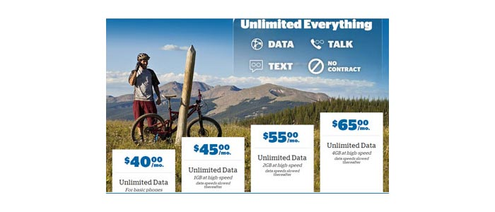 U.S. Cellular Simple Connect Prepaid Plans offer lower monthly plan rates and more data