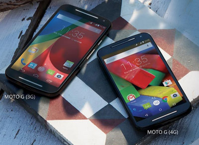Motorola Moto G LTE (2nd Gen.) launches in Brazil with Lollipop and a bigger battery