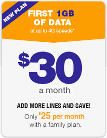 MetroPCS launches promotional $30 unlimited plan with 1GB of 4G data