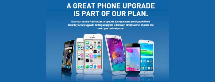 Net10 offering phone upgrade plans similar to Simple Mobile's