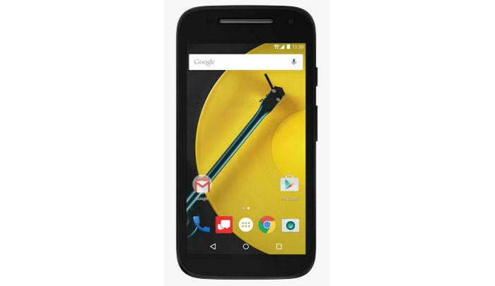Verizon Prepaid Moto E (2nd Gen.) available now for $99.99