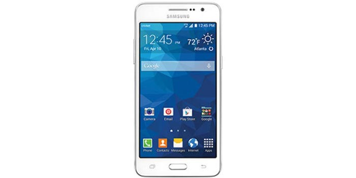 Cricket Samsung Galaxy Grand Prime available now for $179.99