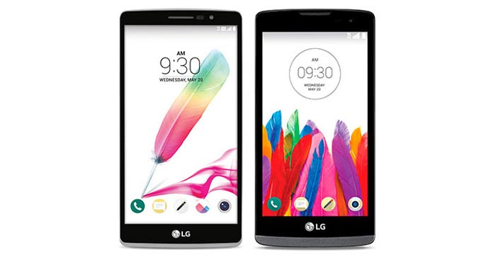 MetroPCS LG G Stylo and Leon LTE launching this spring
