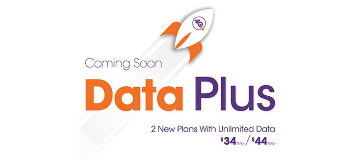 New Ultra Mobile Data Plus plans available for $34 and $44 per month