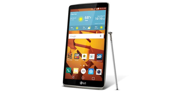 Boost Mobile LG G Stylo available now for $199