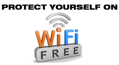 Smartphones on open WiFi – How to protect yourself?