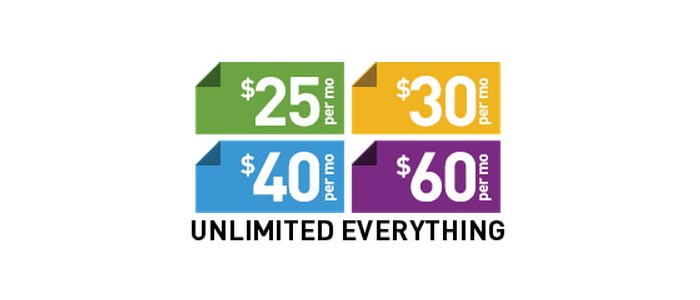 Giv Mobile $35 Unlimited Plan now costs $30