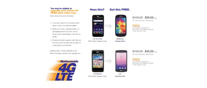 MetroPCS CDMA customers must switch to GSM until June 21
