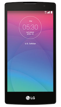 U.S. Cellular LG Logos launches on prepaid service