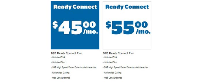 U.S. Cellular prepaid Ready Connect plans now include unlimited data