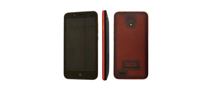 Boost Mobile Alcatel One Touch Conquest approved by FCC