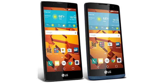 Boost Mobile launches LG Volt 2 and LG Tribute 2