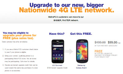 MetroPCS CDMA service to shutdown as planned, on June 21