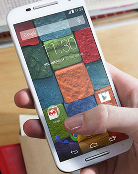 Moto X (2nd Gen.) Pure Edition gets Android 5.1