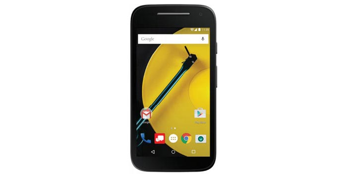 Verizon Moto E (2nd Gen.) gets Android 5.1