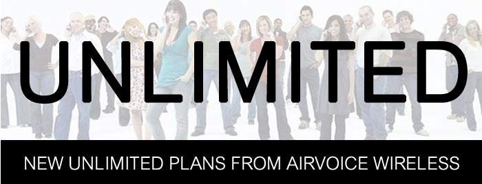 Airvoice Wireless offers only half of newly added data on $30 and $50 plans at high speed