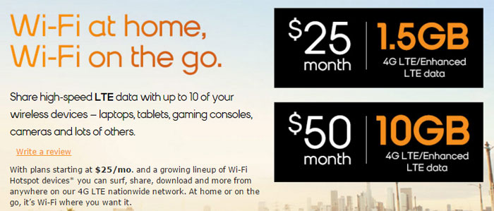 Boost Mobile Netgear Fuse and new Wi-Fi Hotspot plans available now