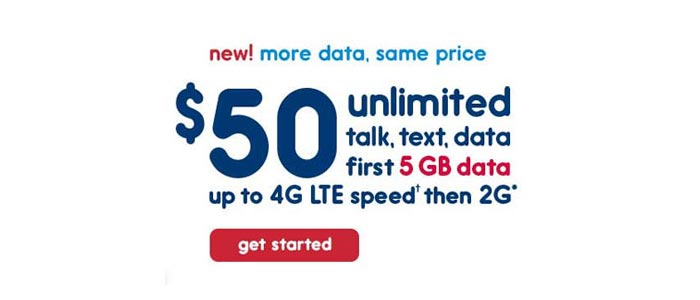 Just as Straight Talk, Net10 increases high speed data from 3GB to 5GB on certain plans for all, not just BYOD
