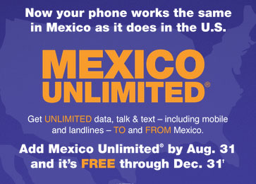 MetroPCS adds Unlimited Mexico $5 add-on