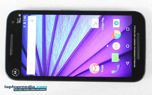 Latest Moto G 2015 images surface