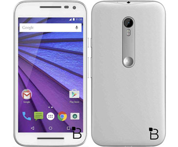 Moto G (3rd Gen.) images leak again