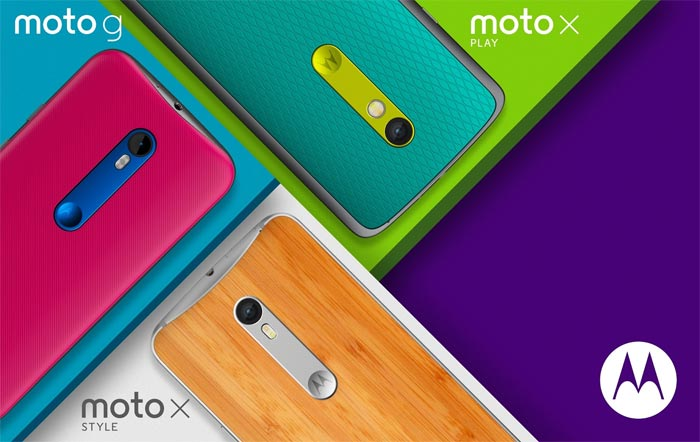 Motorola Moto G 2015 official, flagship Moto X Style and Moto X Play too