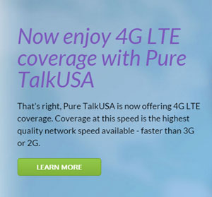 Pure TalkUSA adds 4G LTE to all plans