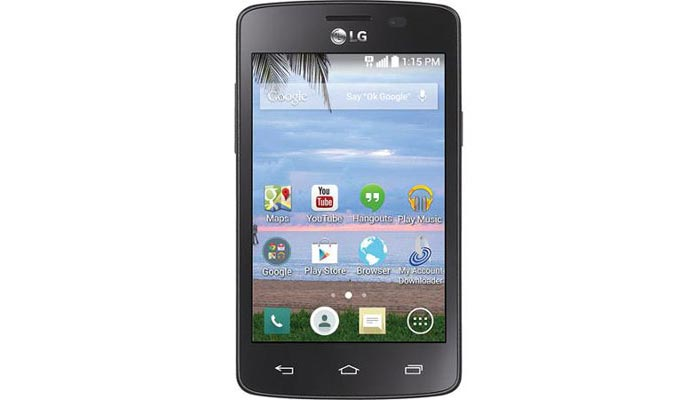 TracFone LG Sunrise GSM –based now available at Walmart, BYOP for GSM 'coming soon'