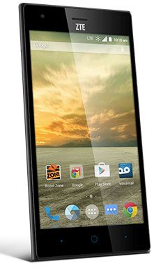 Boost Mobile ZTE Warp Elite launches for $179.99